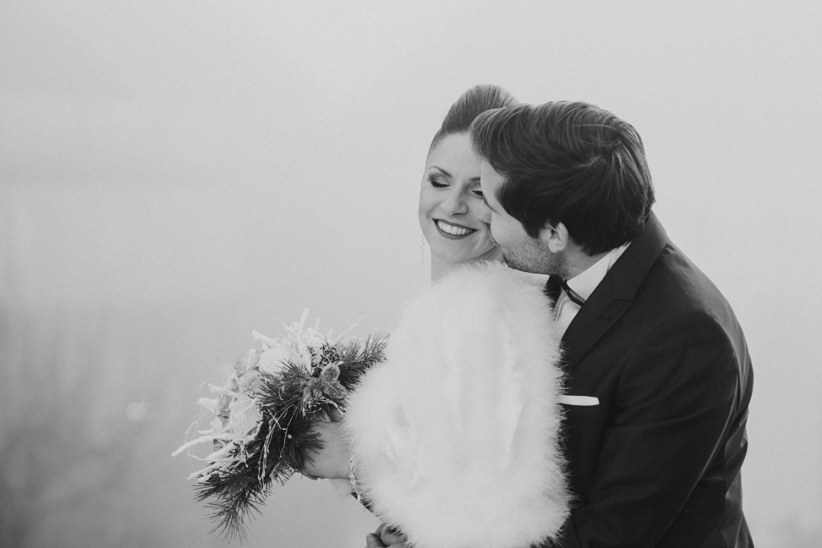 Zimska poročna pravljica