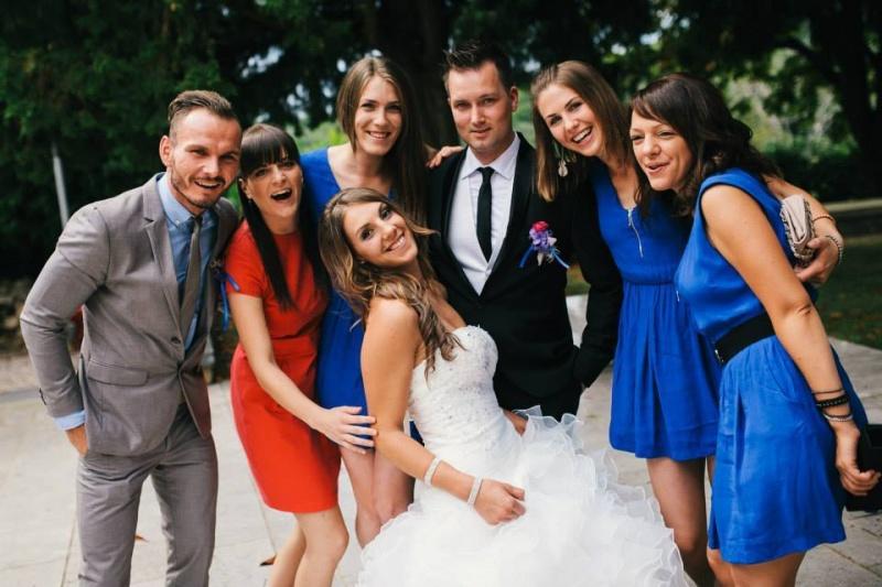 poroka, poročna zabava