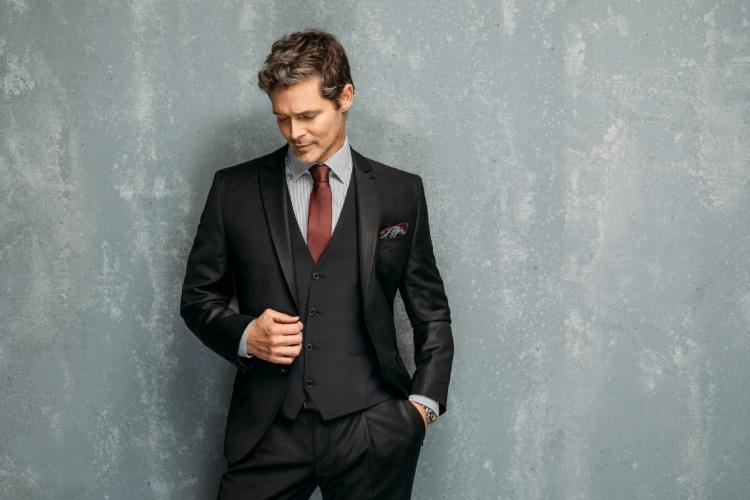 poročna obleka, moška moda, moška poročna obleka, sens, zaobljuba.si