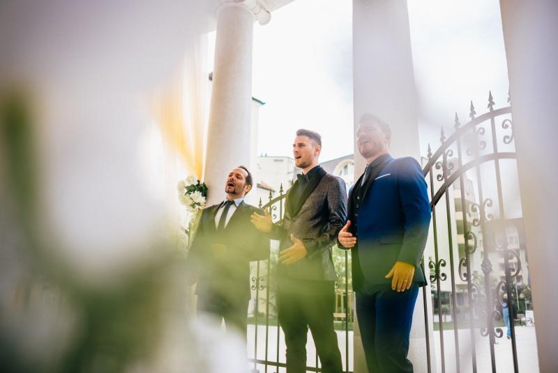poroka, navidezna poroka, ana klašnja, zaobljuba