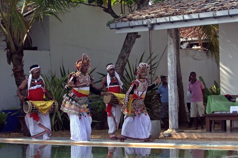 bobnarji, šrilanka, poroka, sanjska poroka, plaža