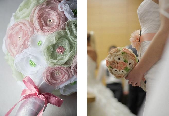 Drugačna poročna dekoracija