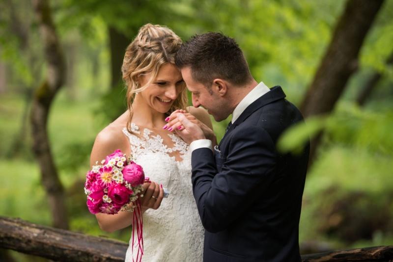 Sanjska poroka Monike in Boruta - Ona-on.com