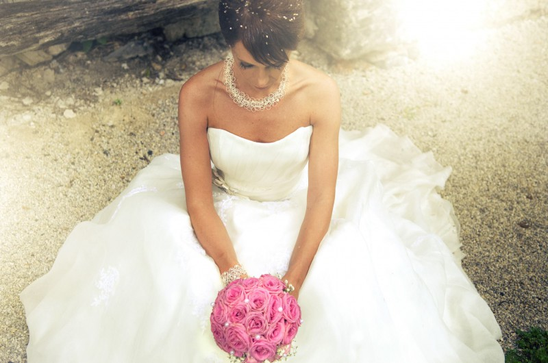 Nevesta - poročni nakit