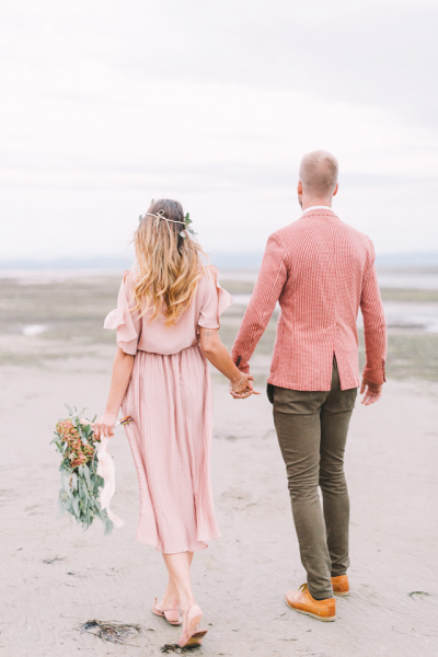 Boemski poročni par