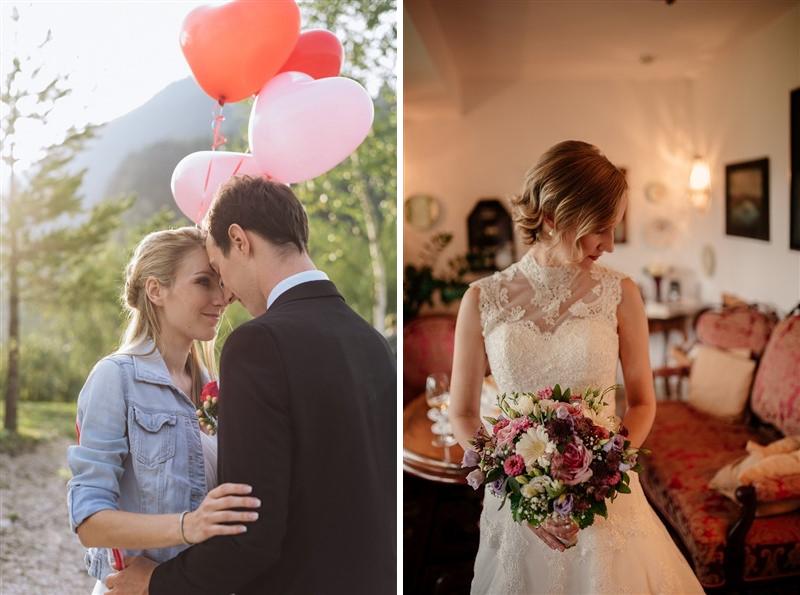 Čista sreča - Poročna fotografija