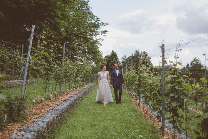 poroka Ljubljanski grad