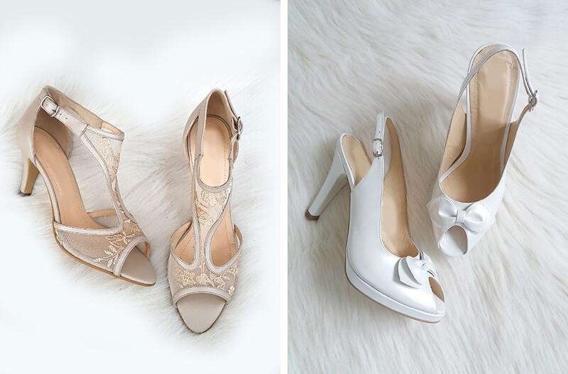 3-je triki do udobnega poročnega čevlja, zaobljuba.si, peppermint street