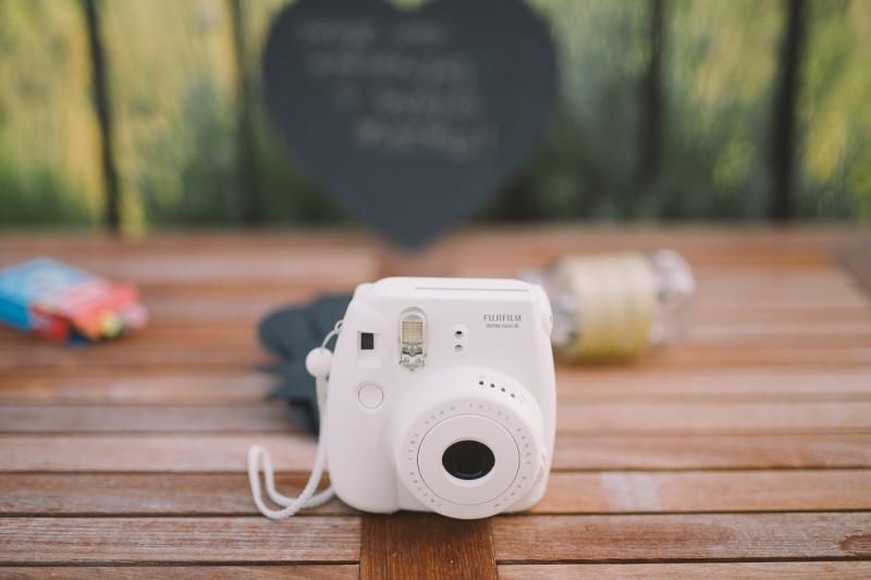 Polaroidno fotoaparat