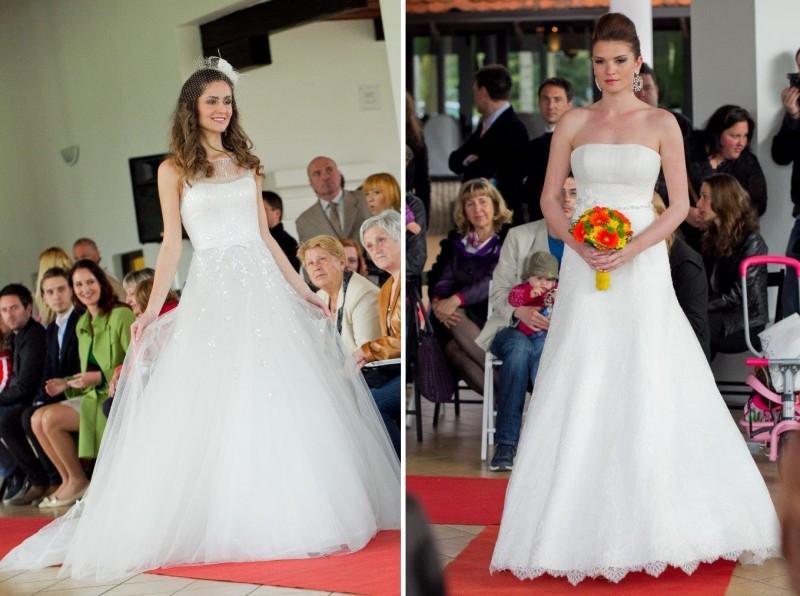 Poročna obleka - poročni sejem