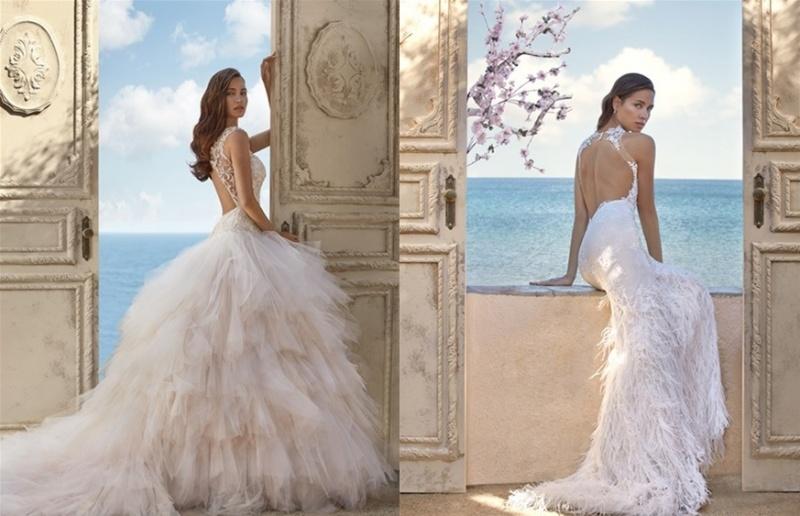 Lara načrtuje poroko - trendi poročnih oblek