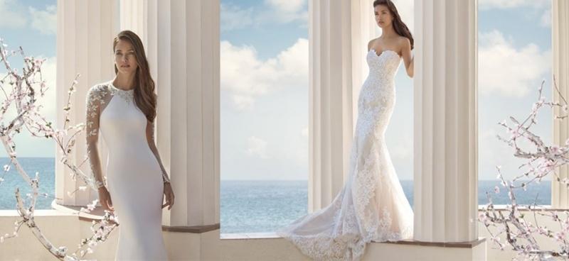 Lara načrtuje - izbira poročne obleke