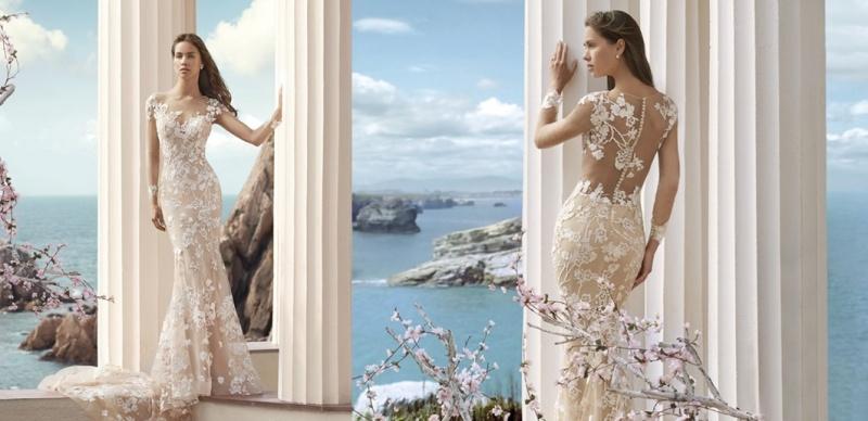 Poročne obleke - Lara načrtuje