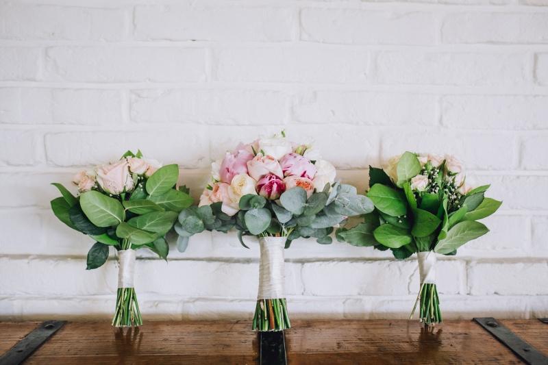 Vrtnice_poročni šopek