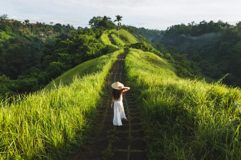 Poročno potovanje Bali