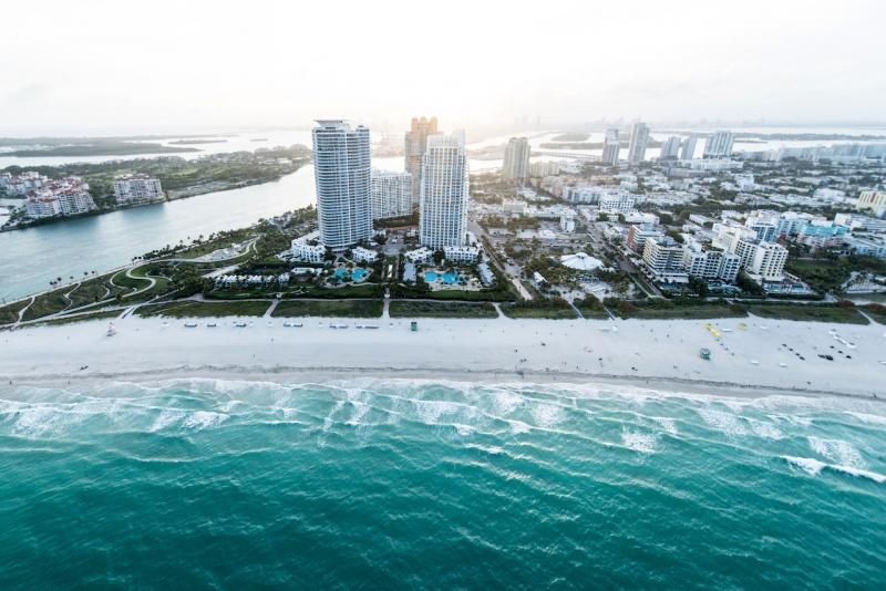 Poročno potovanje Miami