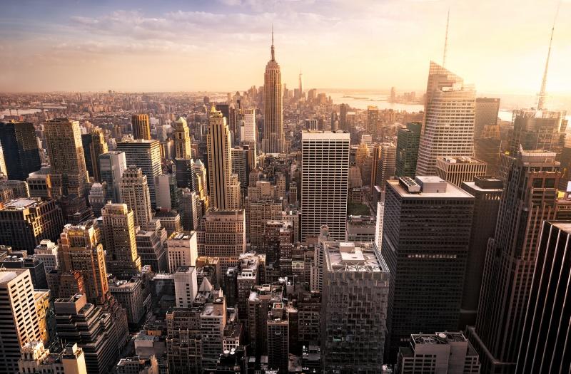 Poročno potovanje New York