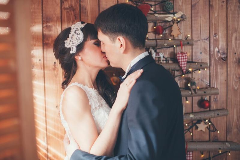 Poroka za božič
