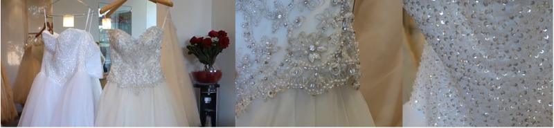 Primerjava poročnih oblek iz Kitajske