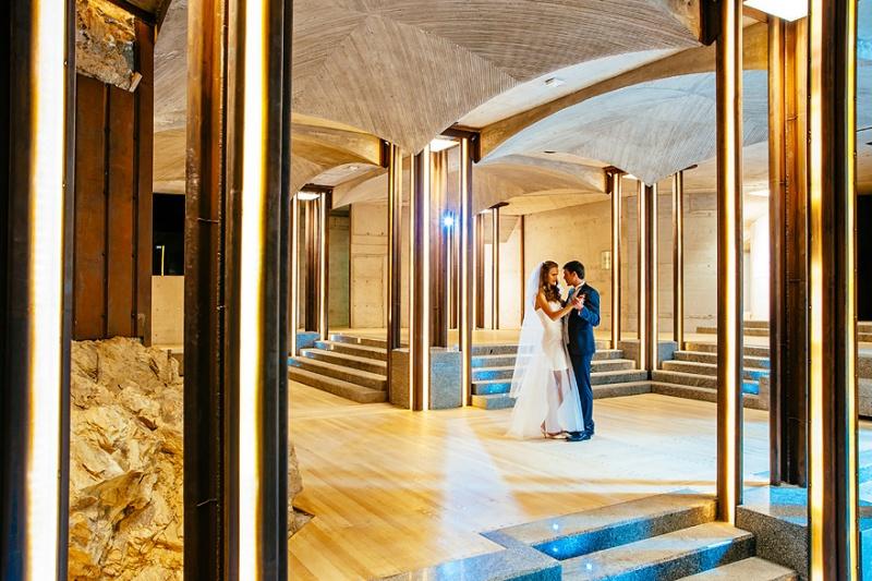 Poroka v dvorani Ljubljanskega gradu