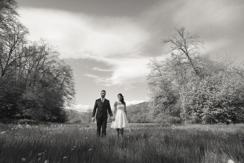 Poroka v Skednju