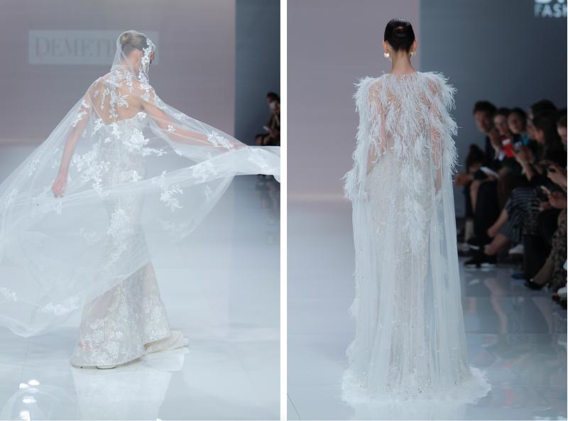 Trendi poročnih oblek 2019