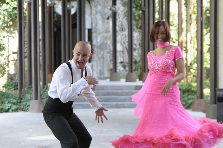 ples na poroki, poročni ples, prostyle