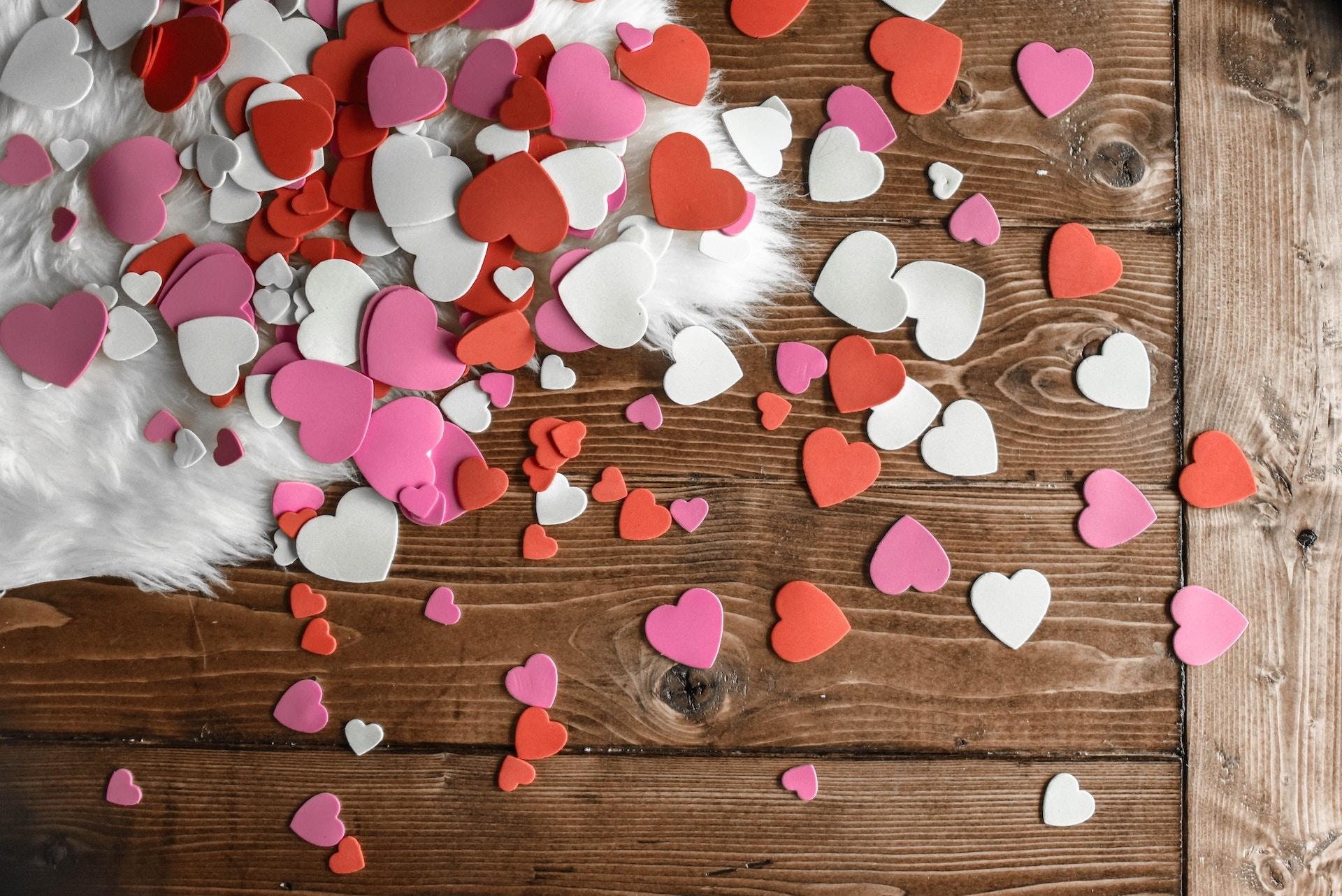Ideje za valentinovo