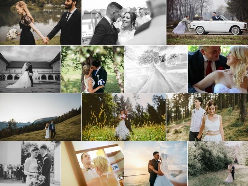 Najlepša naložena poroka leta 2016