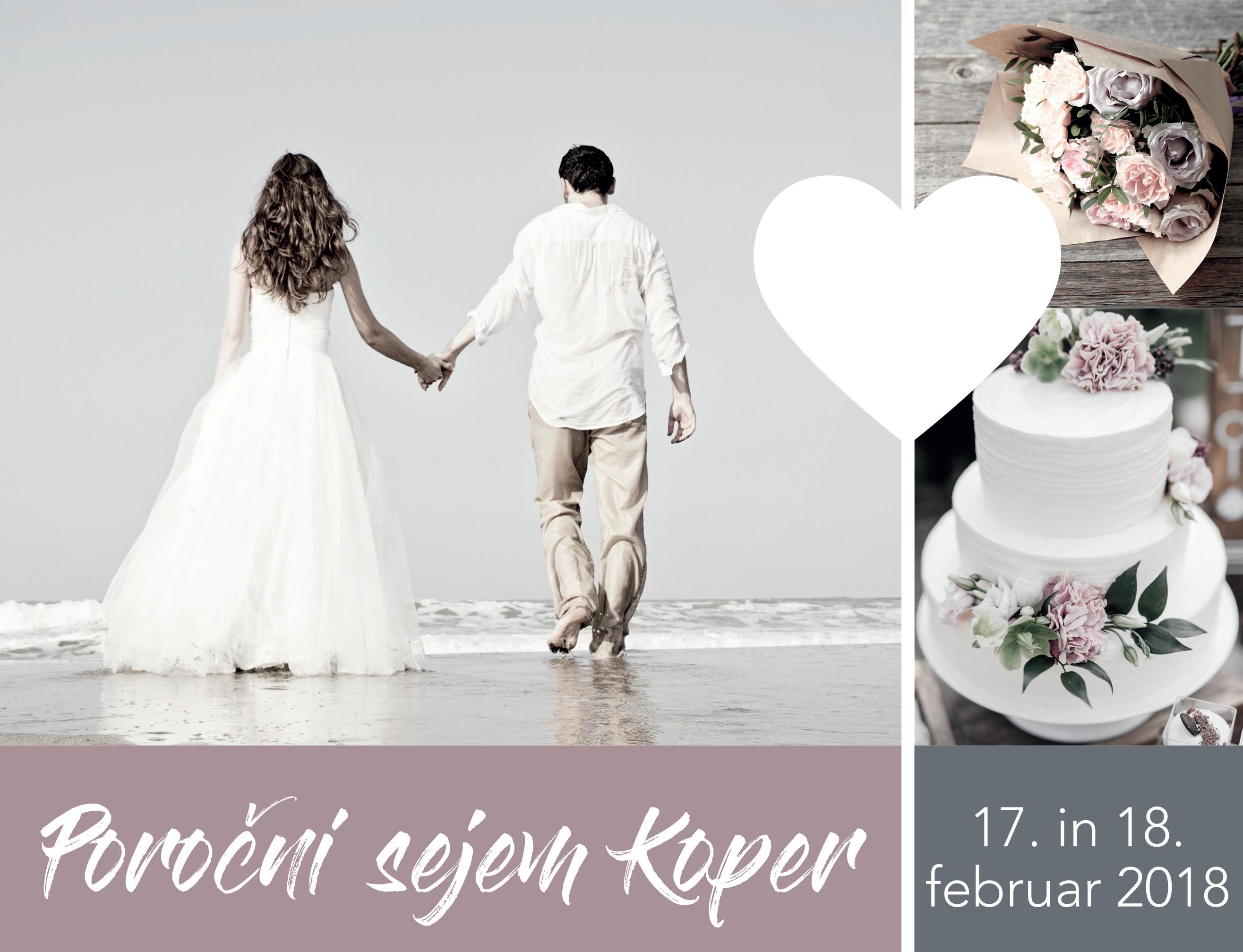 Poročni sejem Koper
