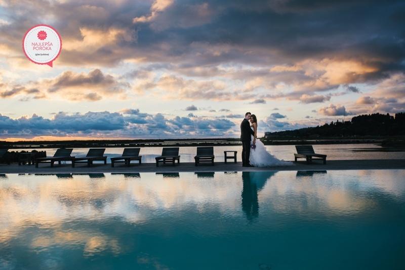 poročni par, poroka, zaobljuba, najlepša poroka