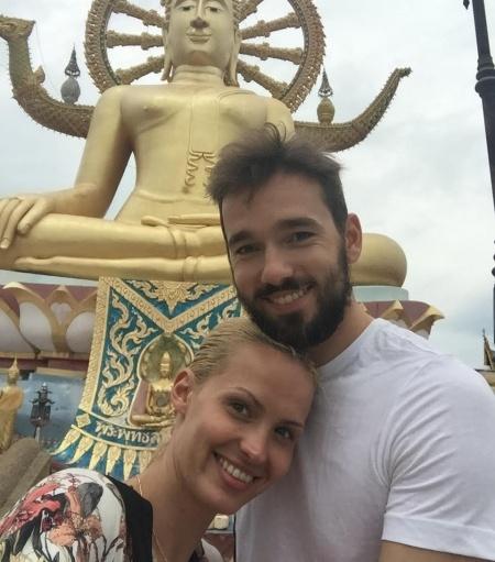Tajska, Tjaša Kokalj, par, poroka, potovanj