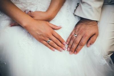 Poročna prstana