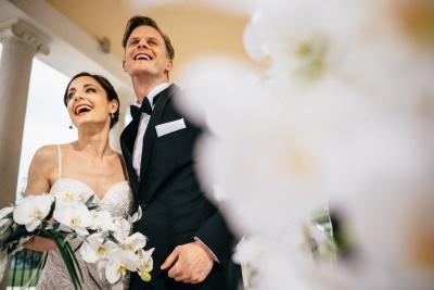 Navidezna poroka Ana in Lukas
