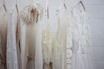 Poročna obleka po meri