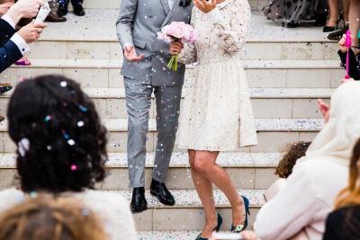 Fit nevesta, fit na poroko, poroka, zaobljuba