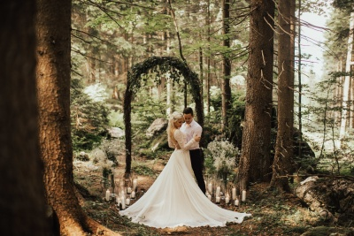 Poroka Kranjska Gora