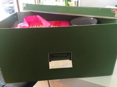 Poročna škatla