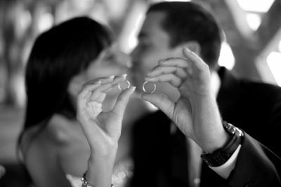 Ljubezen, valentinovo, par, poroka