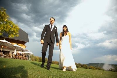 Alen Karupovič, nevihta poroka