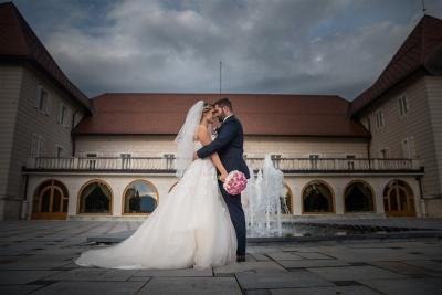 Pravljična poroka na Posestvu Brdo