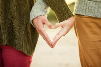 zaljubljen par