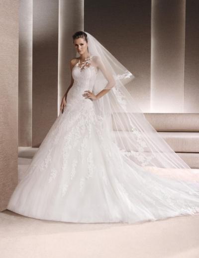 Poročna moda 2016