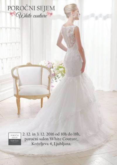 Poročni sejem White Couture