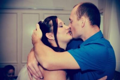 Poroka Emilija in Bojan Banfič