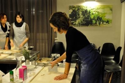 Dekliščina - kulinarična delavnica