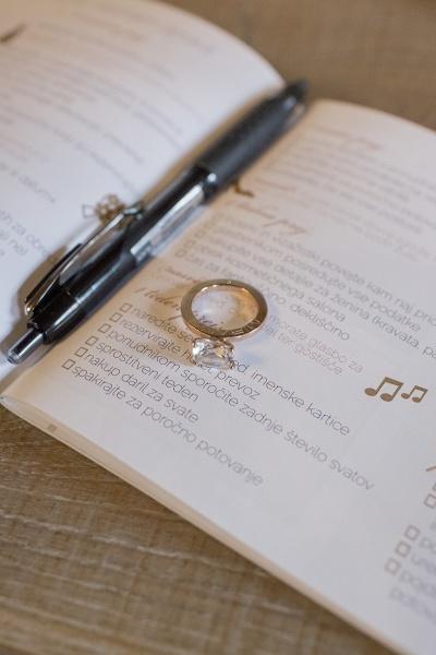 Poročni planer - poročni seminar