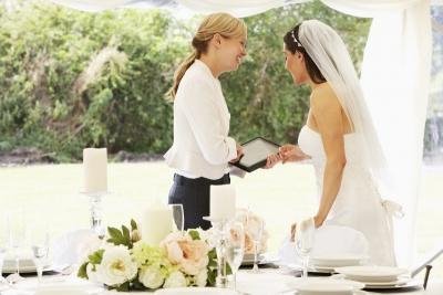 Poročni organizator
