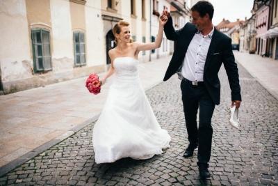 Poroka pod kamniškim nebom