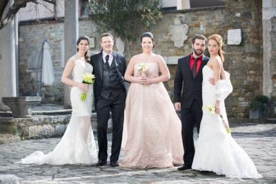 Poročni sejem Koper, Foto: Vojko Rotar